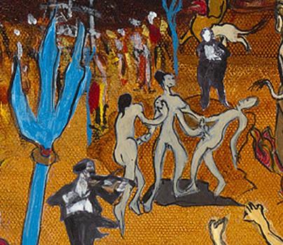 Danceurs by Bernard RENOT