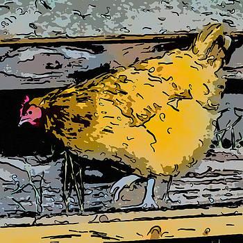 Ann Tracy - Dancing Chicken