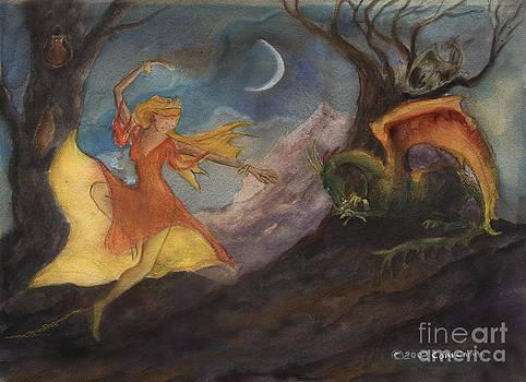 Cori Caputo - Dancing Dragon Girl