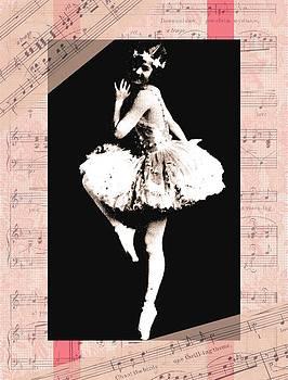 Dancing Girl by Lorrie Morrison
