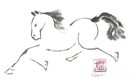Ellen Miffitt - Dancing Horse