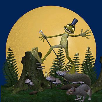 Dancing in the Moonlight by Ruth Lanham