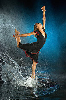 Dancing in the Rain by Adam Chilson