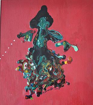 Dancing Lady by Brenda Chapman