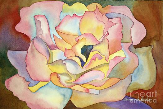 Shirin Shahram Badie - Dancing Petals