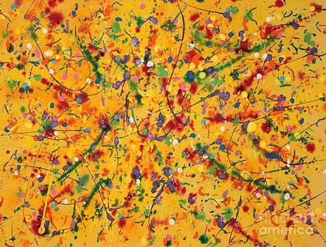 Dancing Rainbow by Laura Weinberg