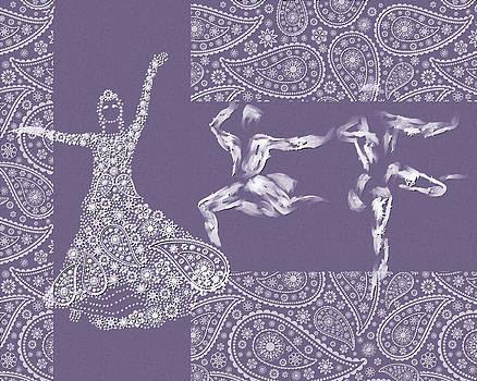 Dancing Rivals by Siyavush Mammadov