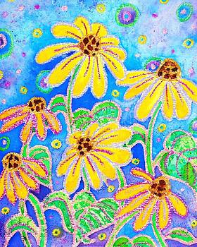 Dancing Susans by Kacy Cope
