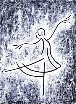 Kamil Swiatek - Dancing Swan