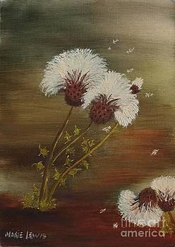 Dandelion 2 by Marie Lewis