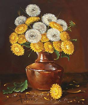 Dandelion by Dusan Vukovic
