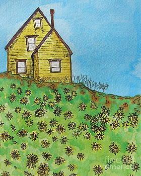 Dandelion Hill by Marcia Weller-Wenbert