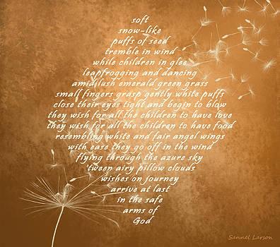 Dandelion Wishes by Sannel Larson