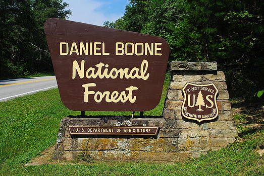 Frozen in Time Fine Art Photography - Daniel Boone