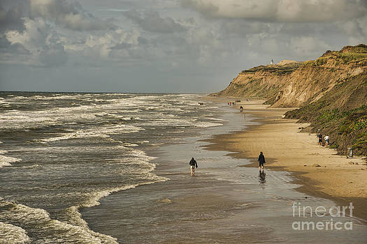 Danish beach in north Jutland by Gry Thunes