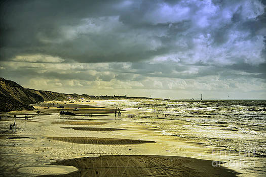 Danish west coast beach by Gry Thunes