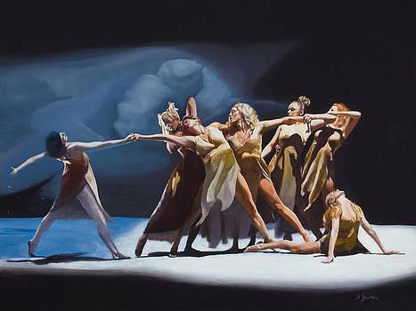 Dans La Lumiere by Stephen Janton