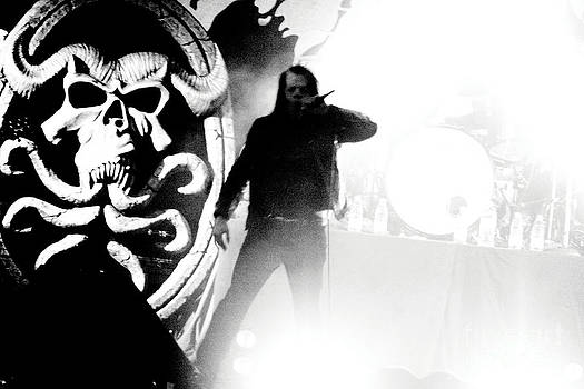 Danzig Print Two by Christopher  Chouinard