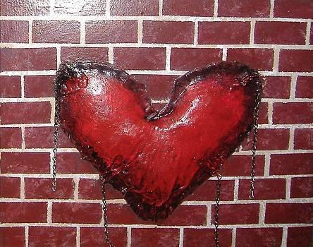 Daphnes Heart by Steve  Hester