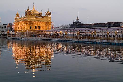 Devinder Sangha - Darbar Sahib
