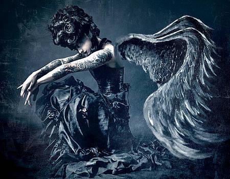 Dark Angel by Renee Sarasvati