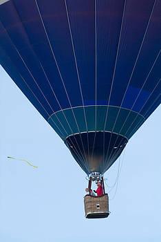 Devinder Sangha - Dark Blue Balloon