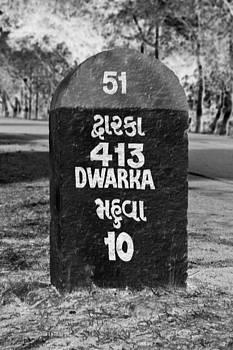 Kantilal Patel - Dark Dwarka 413 kilometers