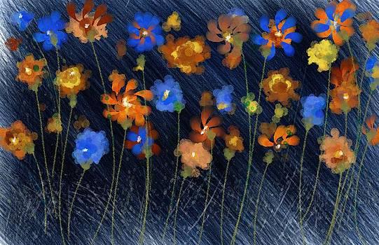 Dark Flowers by Donna Tomlin