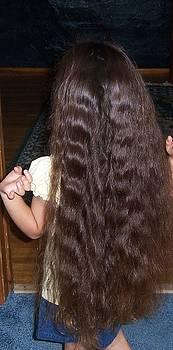 Linda Gonzalez - Dark Hair Rapunzel