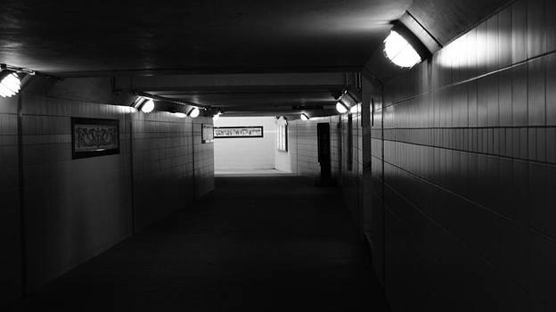 Dark Hall by Fabian Cardon