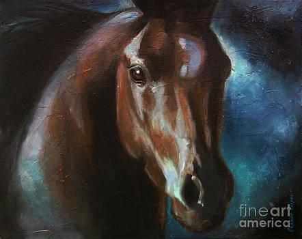 Dark Horse by Charice Cooper