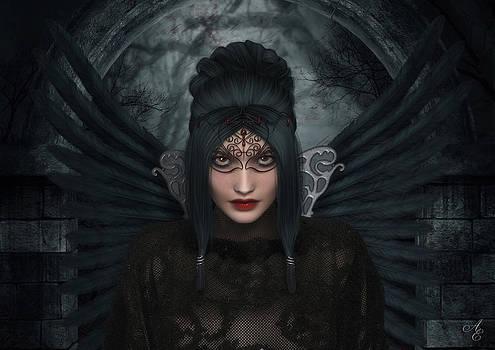 Dark Masquerade by Rachel Dudley