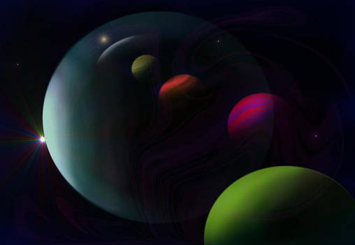 Dark Matter by Ricky Haug