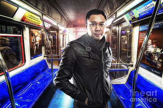 Yhun Suarez - Dark Passenger