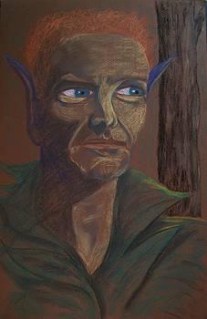 Dark Prince by Carrie Viscome Skinner