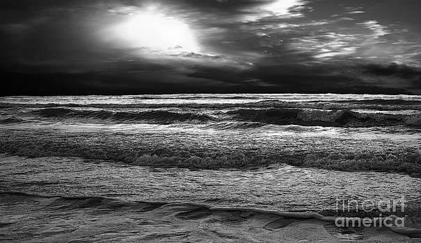 Dark Sea by Jerry Hart