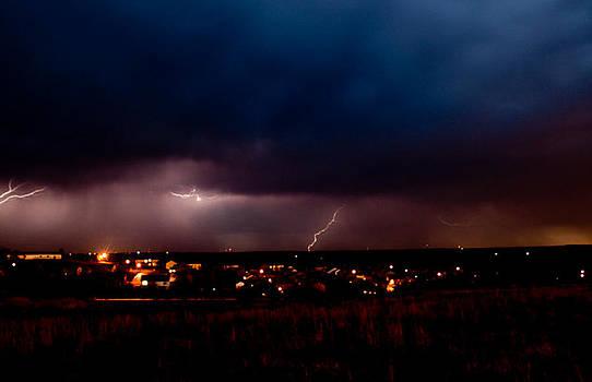 Dark Skies by Kelli Howard