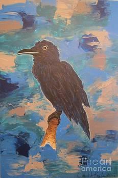 Dark Sky by Christal Kaple Art