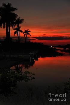 Dark Sunset by AR Annahita