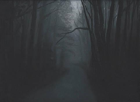 Dark Trail by Stacy Williams