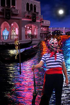 Dark Venice by Lisa Yount