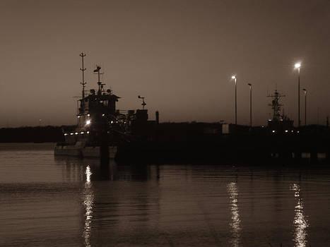 Dark Waters by Stephanie Selby