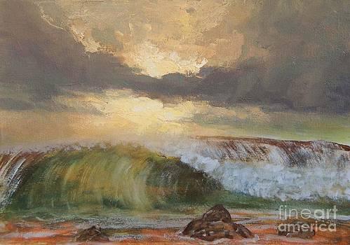 Dark Wave  by AR Annahita