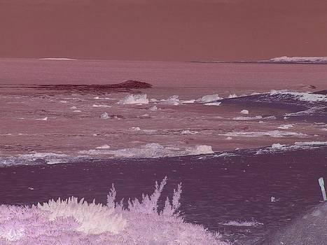 Dark Waves by Chris Ye