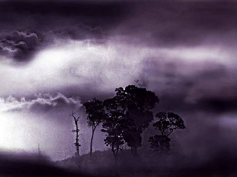 Dark World by Persephone Artworks