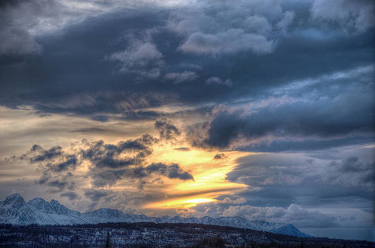 Darkening Skies by Emily Henriques