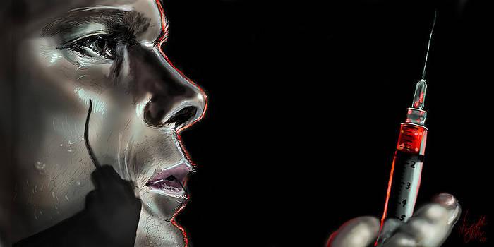 Darkly Dreaming Dexter by Vinny John Usuriello