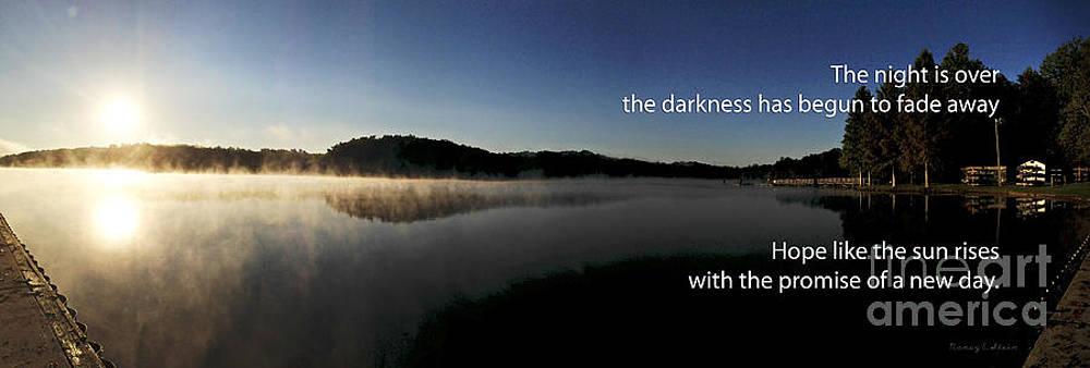 Nancy Stein - Darkness Fades Away