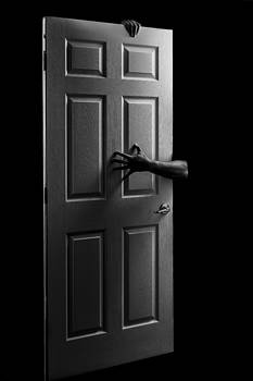 Darkness is a Door by Theodore Lewis