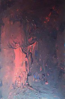 Darkness by Luz Elena Aponte